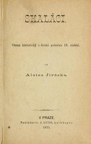 Cover of: Skaláci