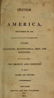 Cover of: Travels in America