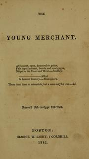 Cover of: young merchant | Frost, John