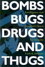 Cover of: Bombs, Bugs, Drugs, and Thugs