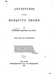 Cover of: Adventures on the Mosquito shore