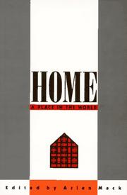 Cover of: Home | Arien Mack