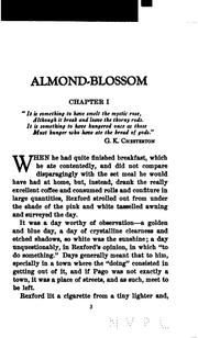 Cover of: Almond-blossom