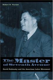 Cover of: The master of Seventh Avenue