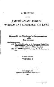 Cover of: treatise on the American and English workmen