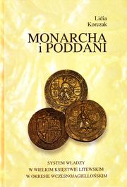 Cover of: Monarcha i poddani