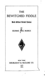 Cover of: The bewitched fiddle