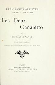 Les deux Canaletto