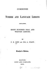 Combined number and language lessons
