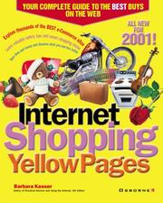Cover of: Internet shopping yellow pages