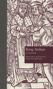 Cover of: King Arthur