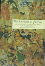 Cover of: The Romance of Arthur |