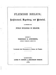 Cover of: Flemish relics