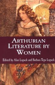Cover of: Arthurian Literature by Women | Alan Lupack