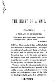 Cover of: The heart of a maid | Alice Macdonald Fleming