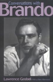 Cover of: Conversations with Brando