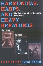 Cover of: Harmonicas, Harps and Heavy Breathers | Kim Field