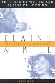 Cover of: Elaine and Bill | Lee Hall