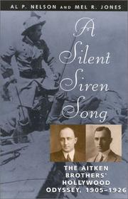 Cover of: silent siren song | Al P. Nelson