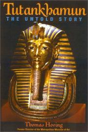 Cover of: Tutankhamun: The Untold Story