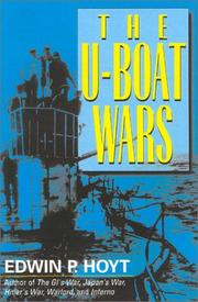 Cover of: The U-boat wars