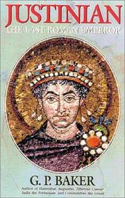 Cover of: Justinian