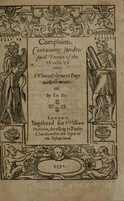 Cover of: Complaints