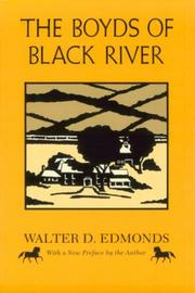 Cover of: The Boyds of Black River