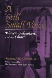 Cover of: A still small voice