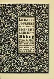 Cover of: Abbey