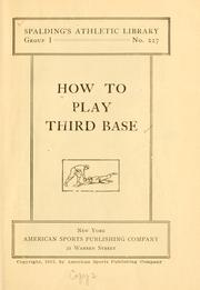 How to play third base by