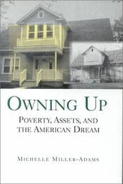 Cover of: Owning Up