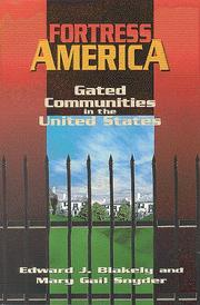Cover of: Fortress America