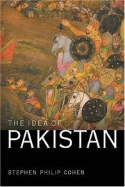 Cover of: The idea of Pakistan