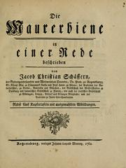 Cover of: Die Maurerbiene