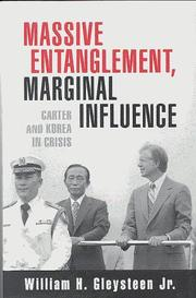 Cover of: Massive entanglement, marginal influence