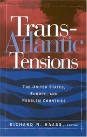 Cover of: Transatlantic Tensions: The United States, Europe, and Problem Countries