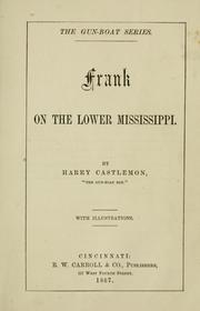 Cover of: Frank on the Lower Mississippi
