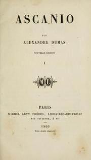 Ascanio (Vol. 1) by Alexandre Dumas