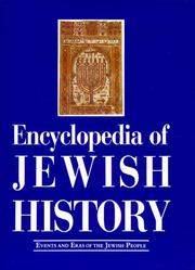 Cover of: Encyclopedia of Jewish History