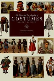 Cover of: Costume historique