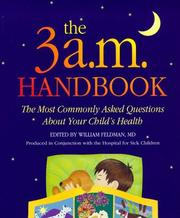 Cover of: The 3 a.m. handbook | Feldman, William M.D.