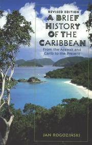 Cover of: A brief history of the Caribbean