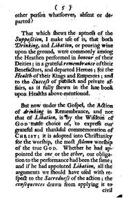 Cover of: A Letter to a Reverend Gentleman in Oxford, on the Subject of Drinking Healths | Peter Browne