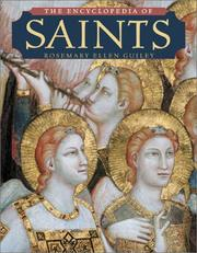 Cover of: The encyclopedia of saints
