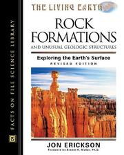 Cover of: Rock formations and unusual geologic structures