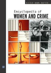 Cover of: Encyclopedia of Women and Crime