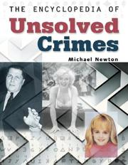 Cover of: The encyclopedia of unsolved crimes