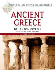 Cover of: Ancient Greece (Cultural Atlas for Young People)