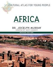 Cover of: Africa | Jocelyn Murray